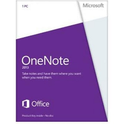 S26-05028 OneNote 2013 Medialess PKC