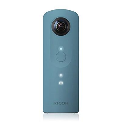 Theta SC 360 Degree Full HD Digital Camera - Blue - OPEN BOX