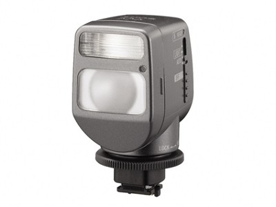 HVL-HFL1 Flash/Video Light for Handycam Camcorders