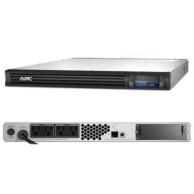 1500VA Smart UPS LCD RM1U 120V