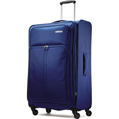 Splash Spin LTE 28` Blue Spinner Luggage
