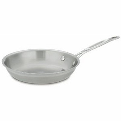 MCP22-20N - Multiclad Pro Stainless 8-Inch Open Skillet