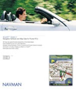 SmartST Professional Version 2.0 software and maps for Pocket PC (European)
