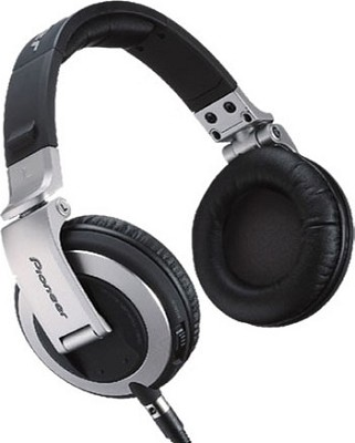 HDJ-2000 Reference DJ Headphones Silver
