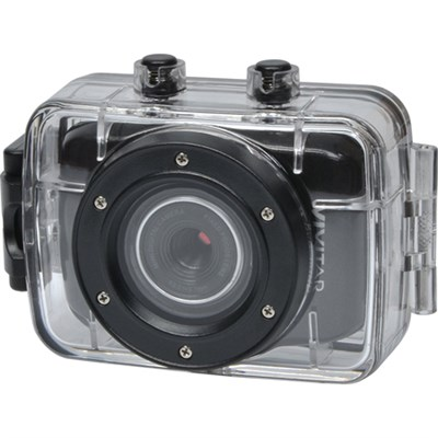 HD Action Waterproof Camera / Camcorder - Black DVR781HD-BLK