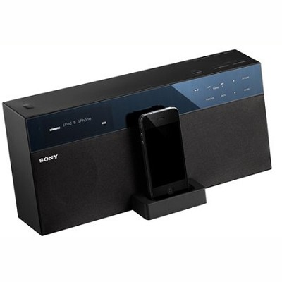 NASSV20I - iPod Speaker Dock with Wi-Fi Network Services