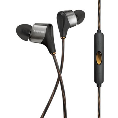 XR8i HYBRID High Clarity In-Ear Headphone (Black)
