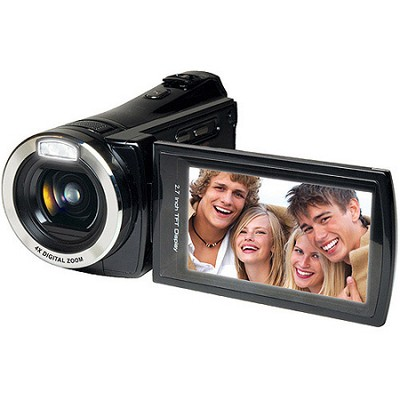 Hi-Definition Deluxe Video Camcorder