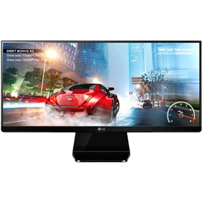 29UM67 - 29-inch 2560 x 1080 Resolution (WFHD) 21:9 UltraWide Monitor - OPEN BOX