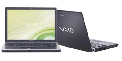 VAIO VGNSR190NDB 13.3 PC Notebook