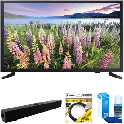 32` Full HD 1080p LED HDTV 2015 Model + Soundbar Bundles