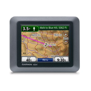 nuvi 500 Personal Travel Assistant