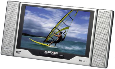 D1020 10.2 inch Mobile TV/DVD Player - Open Box