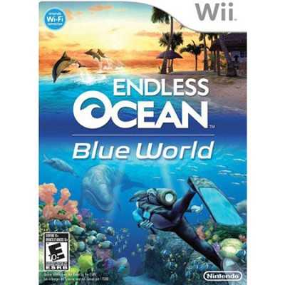 Wii Endless Ocean: Blue World