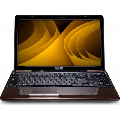 Satellite 15.6` L655-S5161BNX Notebook PC - Brown Intel Ci5 460M Processor