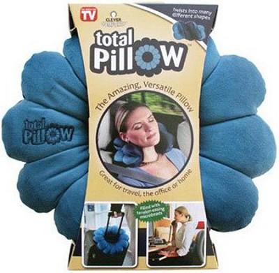 Versatile Neck & Body Pillow (1 each)