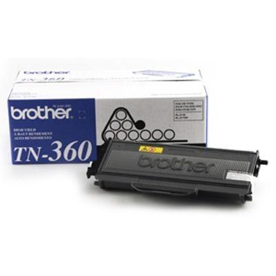 High Yield Mono Laser Toner Cartridge - TN360