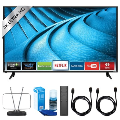 70` 4K SmartCast UHD LED - E70u-D3 w/ TV Cut the Cord Bundle