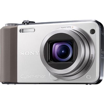 Cyber-shot DSC-HX7V White Digital Camera - OPEN BOX