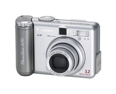 Powershot A70 Digital Camera