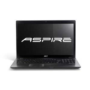 Aspire AS7552G-5107 17.3-Inch Laptop (Black)