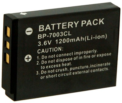 1200mAh Lithium Battery for Kodak M1033, M1093, M380 and similar cameras