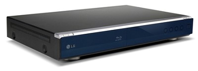 BD390 - 1080p High-definition Blu-ray Disc Player - OPEN BOX