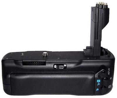 Vertical Battery Grip for EOS 5D Mark II