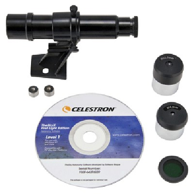 21024-A - FirstScope Telescope  Accessory Kit - OPEN BOX