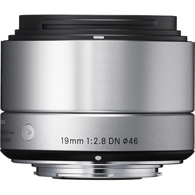 19mm F2.8 EX DN ART Lens for Sony (Silver)
