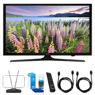 48` Full HD 1080p Smart LED HDTV - UN48J5200 w/ TV Cut the Cord Bundle