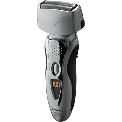 ES8109S - Men's 3-Blade (Arc 3) Wet/Dry Nanotech Rechargeable Electric Shaver