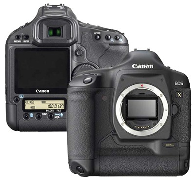 EOS 1D Mark III DSLR (lens not included)