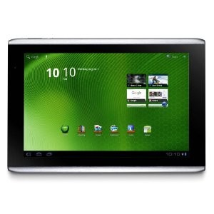 ICONIA TAB A500-10S16U 10.1` Tablet with Android Refurbished