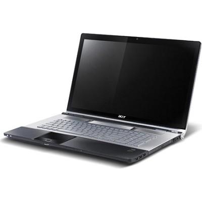 Aspire ARAS8943-G6611 18.4 inch Notebook  Intel Core i7-720QM Processor