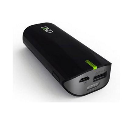 Enerpak Tube 5000mAh USB External Battery Pack (Black)