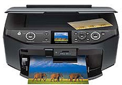 Stylus Photo RX595 Ultra High Definition All-in-One Printer