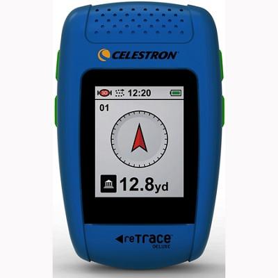 reTrace Deluxe GPS - Blue (44856)
