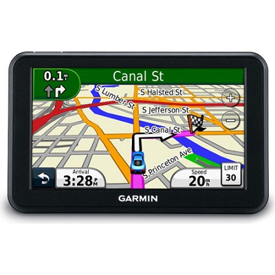nuvi 50 US 5.0` GPS Navigation System