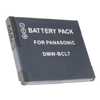 Rapid battery for Panasonic BCK7  800mah