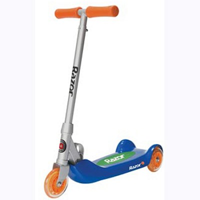 Jr. Folding Kiddie Kick Scooter - Blue - 13015040