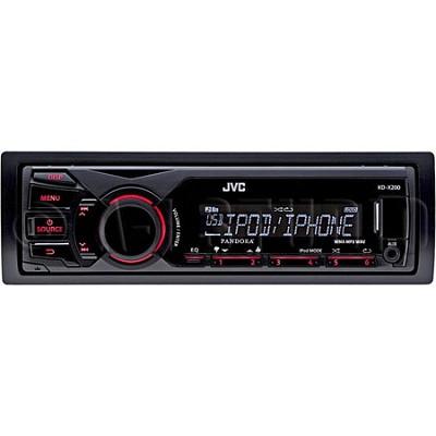 KDX200 Digital Media Receiver Front USB-AUX