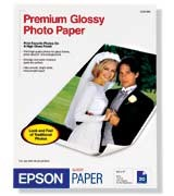8 .5 x 11 Premium Gloss Photo Paper - 20 Pack