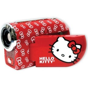 Hello Kitty Digital Video Camcorder with Preview Screen