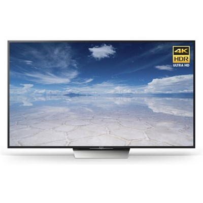 XBR-65X850D 65-Inch Class 4K HDR Ultra HD TV