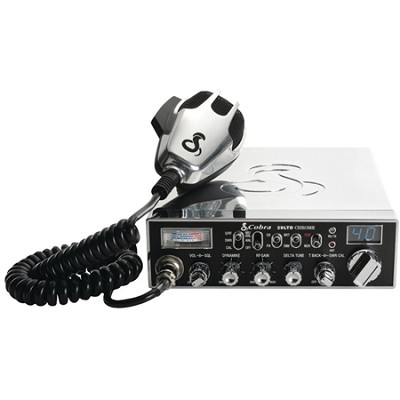 29 LTD CHR 40-Channel CB Radio With PA Capability