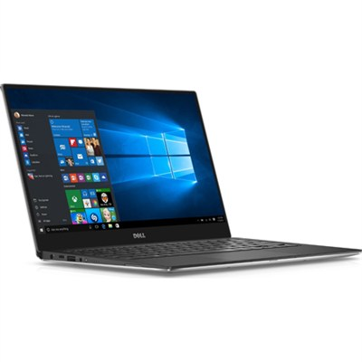 XPS 13 13.3` QHD+ Touch XPS9350-5340SLV 256GB Intel Core i7-6500U Notebook PC