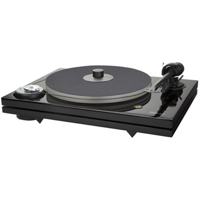MMF-7.3 2-Speed Audiophile Turntable - Black (Without Cartridge)