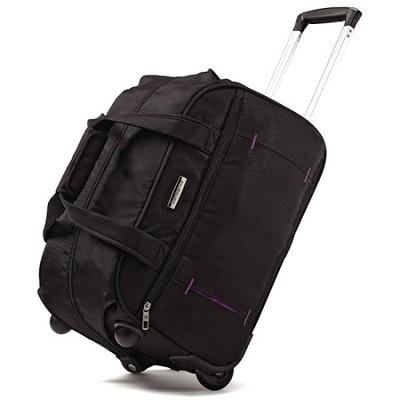 Savor 18` Wheeled Tote Duffel Bag - Licorice