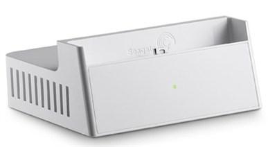 FreeAgent DockStar Network Adapter STDSA10G-RK (White) - OPEN BOX